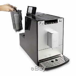 Melitta Solo Fully Automatic Bean to Cup Coffee Machine Silver