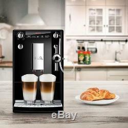 Melitta Solo & Perfect Milk Bean To Cup Coffee Machine, Black, E/957-101
