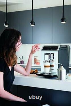 Metal Automatic Espresso Coffee Machine Bean to Cup, 1450 W, 2.3 L