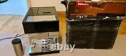Miele Bean to Cup Coffee Machine CM7500