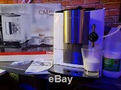 Miele CM5100 Barista Bean-to-Cup Coffee Machine, White