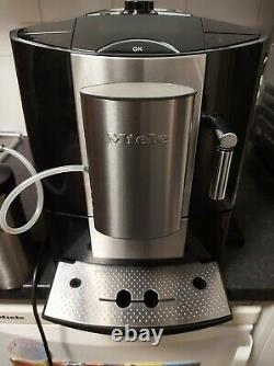 Miele CM5200 Bean To Cup Coffee Machine. One Touch Cappuccino and Latte
