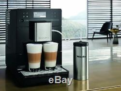 Miele CM5300 CM5 Bean to Cup Coffee Machine. Black New. 2 year warranty. 1 only