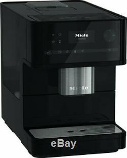 Miele CM6150 Bean to Cup Coffee Machine 1500 Watt 15 bar Black