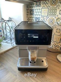 Miele CM6150 Bean-to-Cup Coffee Machine, Similar To Miele CM6350. Colour Black