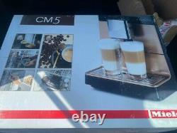 Miele CM 5300 Bean-to-Cup Coffee Machine Obsidian Black