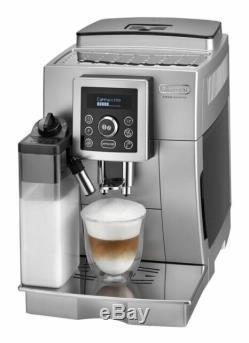 NEW DELONGHI ECAM23.460 Bean to Cup Coffee Machine Silver & Black