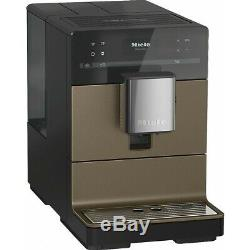 NEW Miele CM5500 Bronze Freestanding Coffee Machine Series 120 Bean-To-Cup
