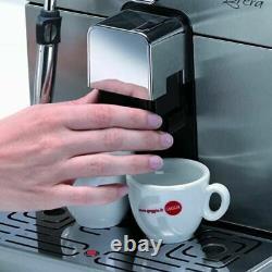 New Gaggia Brera Bean To Cup Coffee Machine Automatic Black/Silver