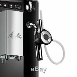 New Melitta Solo amazing Milk Bean To Cup Coffee tea Machine 15 bar E/957-101 UK