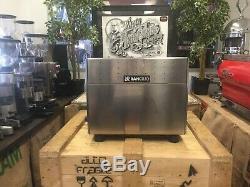 Rancilio Classe 8 1 Group Espresso Coffee Machine Cafe Restaurant Latte Bean Cup