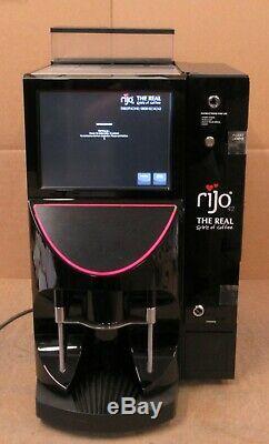 Rijo Aequator Brasil RSD Touch 2 Bean To Cup Coffee Espresso Cappuccino Machine
