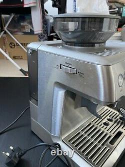 SAGE Barista Express BES875UK 1850 W Bean to Cup Coffee Machine Brushed Stainl