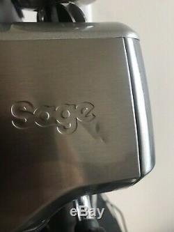 SAGE SES880BSS Bean to Cup Coffee Automatic Espresso Machine