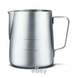SAGE The Barista Pro Bean To Cup Coffee Machine Black 15 Bar