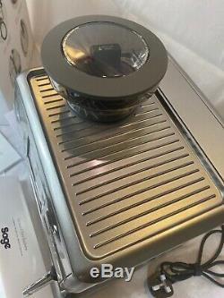 SAGE The Barista Touch Bean to Cup Coffee Machine VIRTUALLY NEW TESTED ONLY