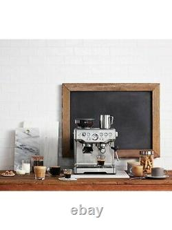 SAGE the Barista Express Bean-to-Cup Espresso Machine Coffee Machine