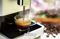 SCOTT SLIMISSIMO Fully Automatic Coffee Machine Bean to Cup Coffee Maker 1 Touch