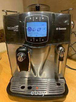 Saeco Incanto Sirius S Bean to Cup coffee machine -Refurbished