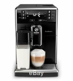 Saeco PicoBaristo SM5460 / 10 Automatic Bean to Cup Coffee Machine + Milk Carafe