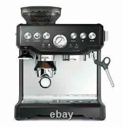 Sage BES875BKS the Barista Express Bean to Cup Espresso Coffee Machine Blac