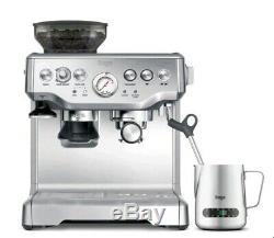 Sage Barista Express 2 Litres Tank Bean to Cup Coffee Machine Including Milk Jug