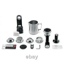 Sage Barista Express Bean To Cup Espresso Coffee Machine, Stainless Steel Silver