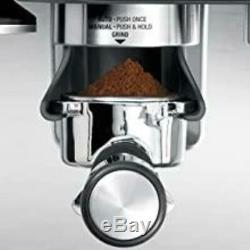 Sage Barista Express Bean-to-Cup Coffee Machine, Black