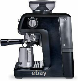 Sage Barista Express Bean to Cup Espresso Coffee Machine, Black