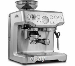 Sage Barista Express Bean to Cup Espresso Coffee Machine Stainless Steel