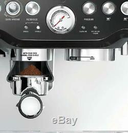 Sage Barista Express Coffee Espresso BLACK ESPRESSO MACHINE HESTON BEAN CUP New