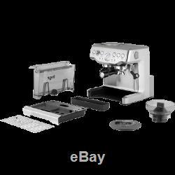 Sage Barista Express Stainless Steel Bean to Cup Coffee Machine (BES875UK) + JUG
