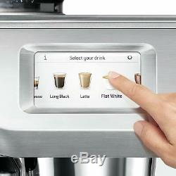 Sage Oracle Touch Fully Automatic Bean-to-Cup Coffee Machine, Stainless Steel