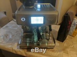 Sage Oracle Touch Next Generation Fully Automatic Bean to Cup Coffee Machine