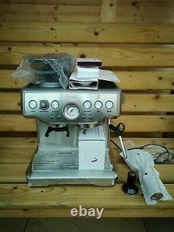 Sage The Barista Express Bean To Cup Coffee Machine BES875UK with Milk Jug
