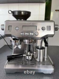 Sage The Oracle BES980 Bean To Cup Coffee Machine Brushed Stainless Steel