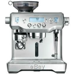 Sage the Oracle Bean-to-Cup 2400W Coffee Machine Silver FREE DELIVERY