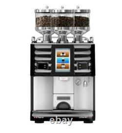 Schaerer Coffee Art Plus C Super Automatic Bean-To-Cup Coffee Machine 3 Hoppers