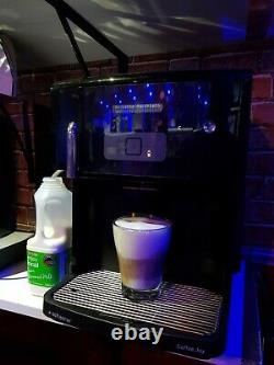 Schaerer Coffee Joy Bean to cup coffee machine Cappuccino
