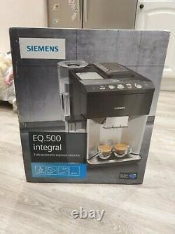 Siemans EQ. 500 TQ503GB1 Bean to Cup Fully Automatic Coffee Machine
