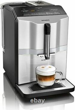 Siemens Bean To Cup Coffee Machine Black EQ. 300 TI351209GB