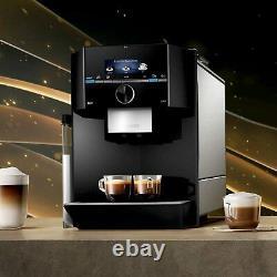Siemens EQ. 9 s300 TI923309RW Bean to Cup Automatic Coffee Machine High Shine B