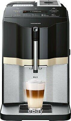 Siemens TI305206RW EQ3 Bean to Cup Coffee Machine RRP 600.00
