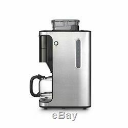Smarter Coffee WiFi Bean to Cup Drip Filter Coffee Machine Burr Grinder