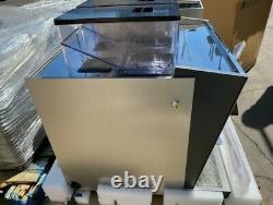 Thermoplan Bunn Bw3 Bw3-ctmc-us Bean To Cup Automatic Coffee Machine Milk Fridge