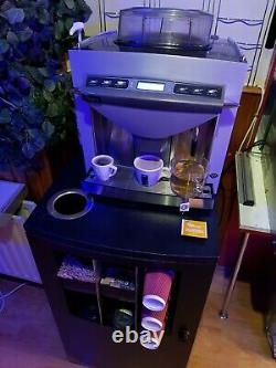 Thermoplan TIGER Bean to cup Coffee Machine for good strong black coffee