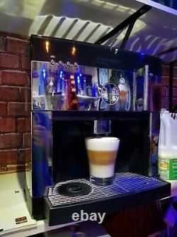 WMF 1000 PRO CHROME Bean to cup Coffee machine Cappuccino