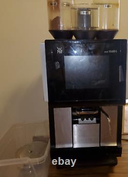 WMF 1500S Bean to Cup Commercial Super-Automatic Espresso Coffee Machine