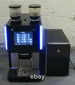 WMF 1500 S Bean To Cup Commercial Coffee Machine Fully Automatic + Easy Milk