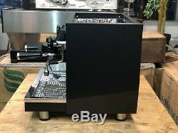Wpm Kd-510 2 Group Black Brand New Espresso Coffee Machine Cafe Latte Beans Cup